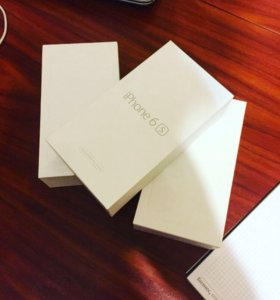 iPhone 6 s space gray 16