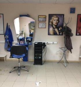 Сдаётся место парикмахера