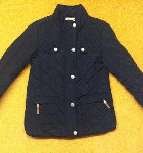 Брендовая куртка Zara kids Рост до 128 см