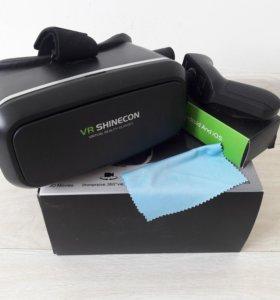 VR Очки Shinecon в идеальном состоянии