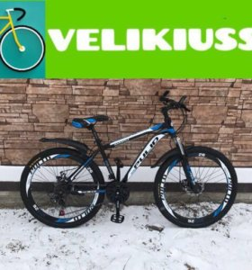 Велосипед новый! Velikiussur! Отправка по России!