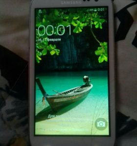 Смартфон Samsung Galaxy S III Duos