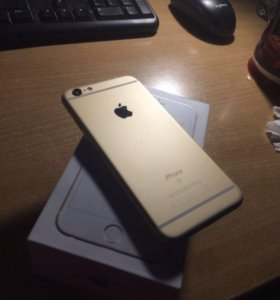 Iphone 6s gold 64 ГБ
