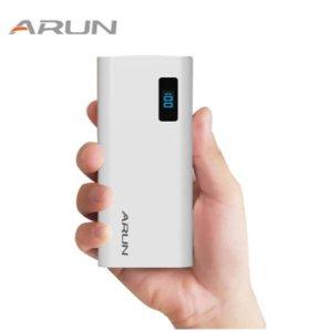 Внешний аккумулятор ARUN Y-50 10000 мАч продается