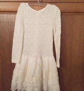 Нарядное платье на рост 116