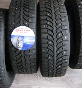 205/65/15 Bridgestone Spike-01 шипы