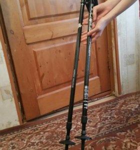 Скандинавские палки для ходьбы(новые)