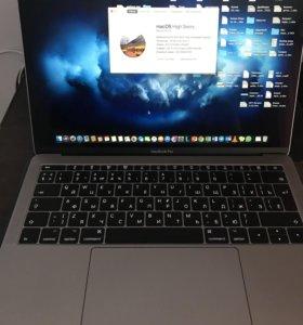 """MacBook Pro 13"""" 256gb 2017г"""