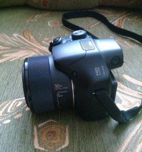 Цифровой фотоаппарат Sony HX300, 50х зум