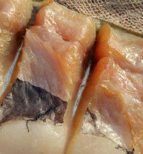 Рыба холодного копчения (балык)