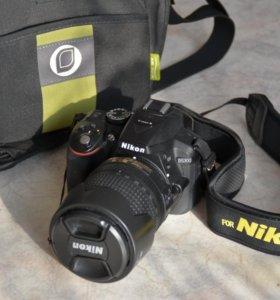 Nikon D5300 Kit 18−140mm