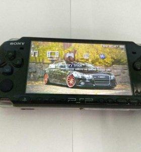 Игровая приставка Sony PlayStation Portable Slim