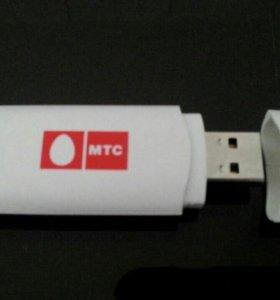 Модем Е150 (МТС) Е1550 (Мегафон)