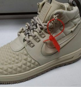 Nike Lunar Force 1 Duckboot New