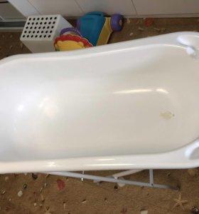 Ванночка Детская б/у 50 л 100 см