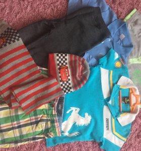 Вещи на мальчика 4-5 лет