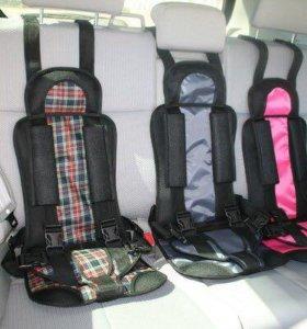 Бескаркасные авто кресла