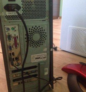 Компьютер фирмы kraftway