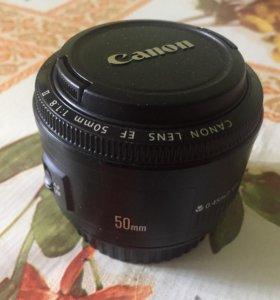 Продам оптику Canon