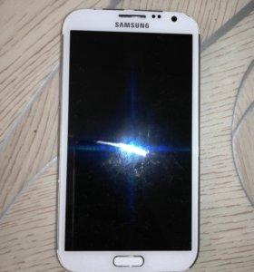 Samsung 7100 note2