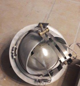 Светильники с газоразрядными лампами.