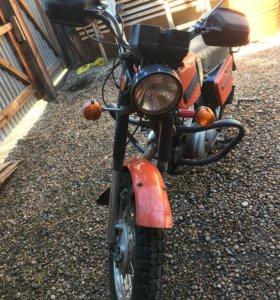 планета-5 Иж - мотоцикл