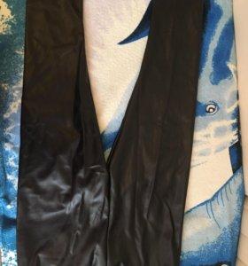 Новые кожаные лосины