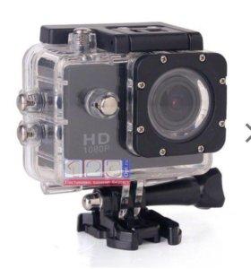 Экшн камера Sports 1080P Full HD H.264