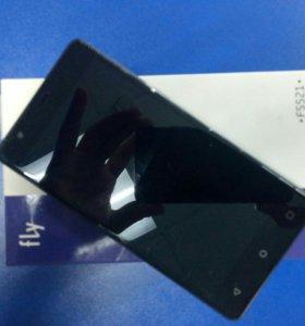 Сотовый телефон Fly cirrus 12 blue