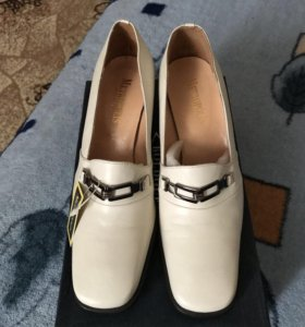 Женские туфли натуральная кожа
