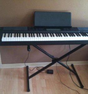 Электронное фортепиано casio требуется ремонт