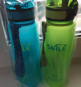 Фитнес-бутылка Smile