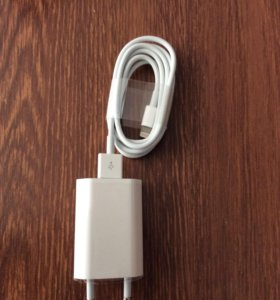 Зарядник на iPhone