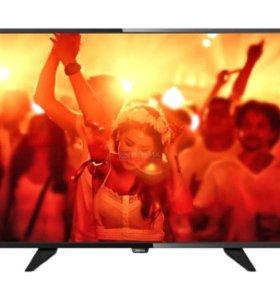"""Телевизор LED Philips 40"""" 40PFT4101/60"""