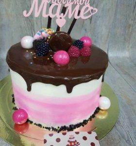 украшение для тортиков и букетов