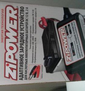 Зарядное ус-во ZiPower 12v 2A