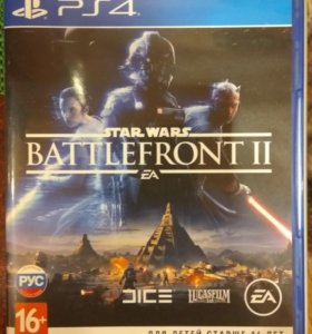 Star Wars Battlefront 2 для PS4