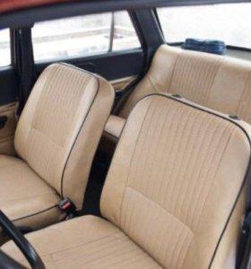 Передние сидения москвич 2140, автокресло