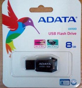 Флеш накопитель 8GB