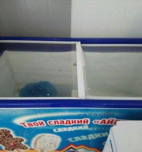 Морозильные камеры.