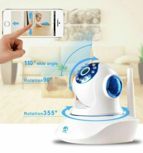 IP камера видеонаблюдения для дома и офиса