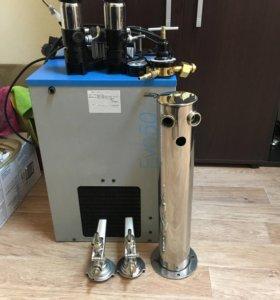 Пивное оборудование на 2 сорта