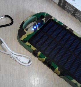 Пауэр банк Solar Bank