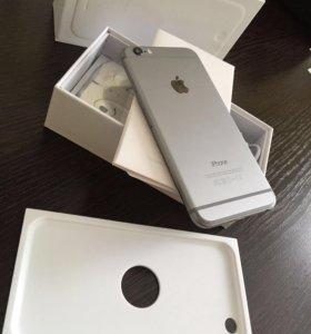 iPhone 6,,,,16gb,оригинал ,с отпечатком