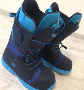 Мужские сноубордические ботинки Burton Moto 42 р-р