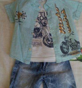 Вещи на мальчика (размер 86)