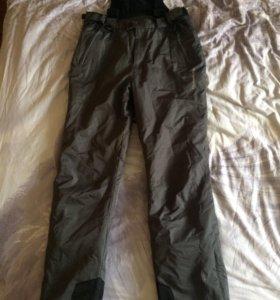 Утеплённые мужские штаны