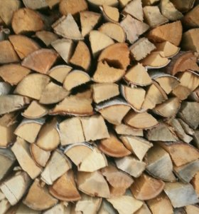 Драва колотые сухие