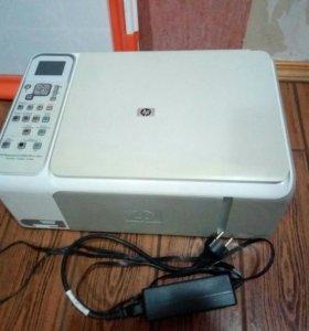 МФУ HP Photosmart C4183 All in One