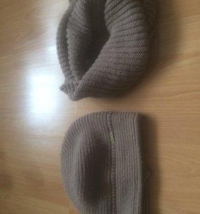 Шапка 🧣 шарф хомут
